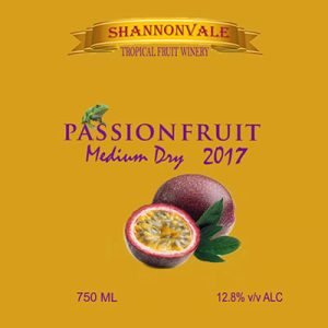 Passionfruit Dry