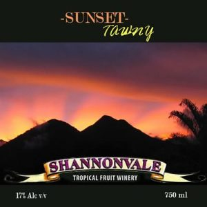 Sunset Tawny Fortified